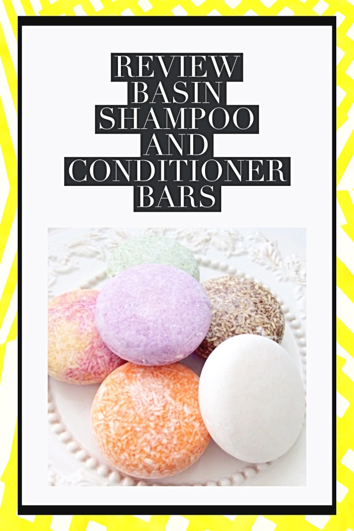 Review Basin Shampoo and Conditioner Bars