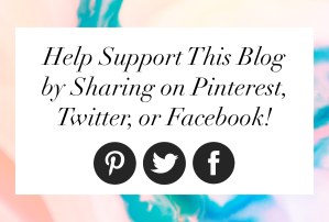 Share post on Pinterest, Facebook, or Twitter