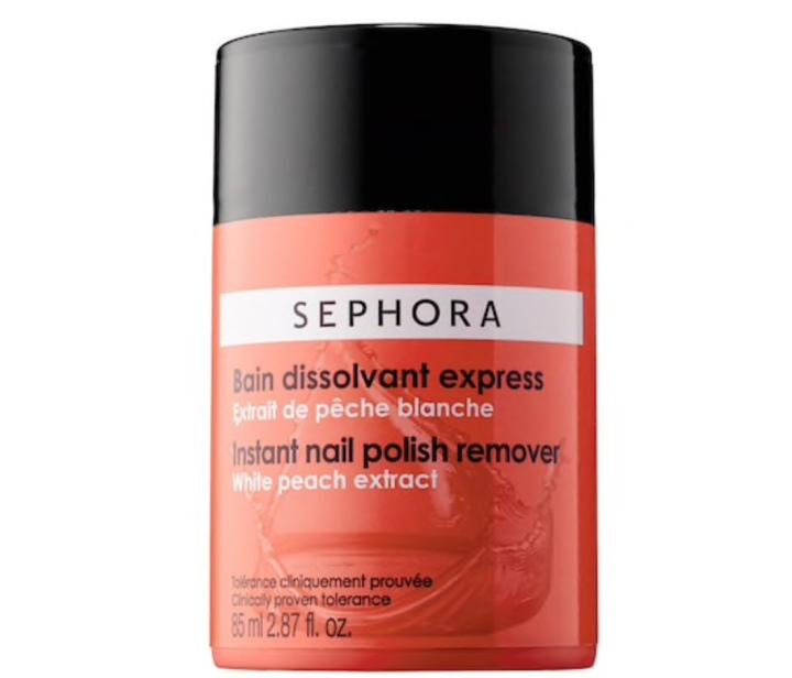 Sephora Collection Nail Polish Remover $9.50