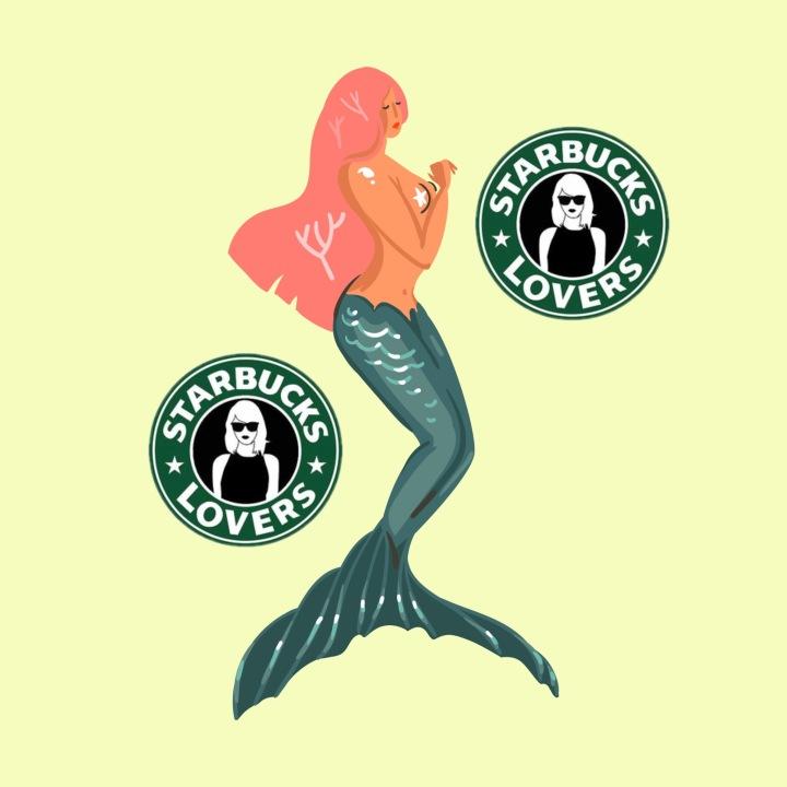 Taylor Swift Free Printables mermaids summer rep