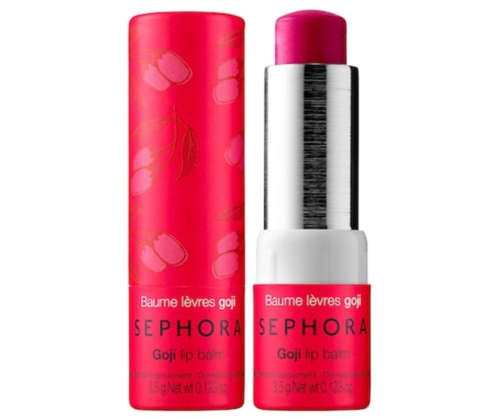 Goji Sephora Lip Balm and Scrub $6