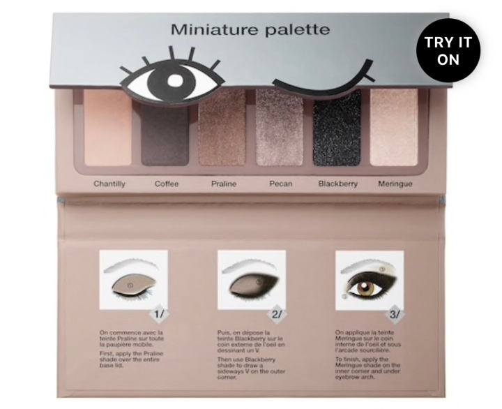 Sephora Collection Miniature Palette $10