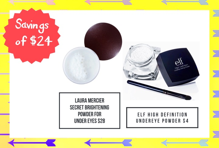 Dupe for Laura Mercier Secret Brightening Powder for Under-eyes