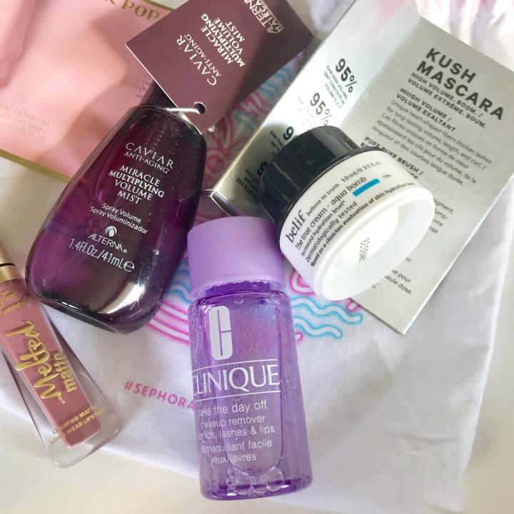 Sephora Play June Box 2018 Unboxing Beauty Explore Online