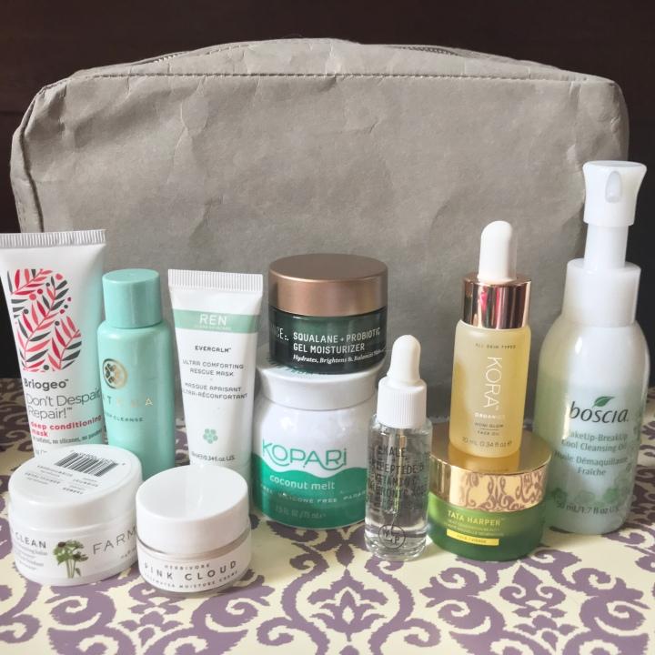 sephora favorites clean gift set Unboxing 2018