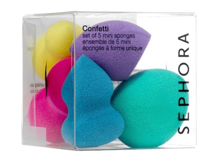 Sephora Collection Confetti Sponges $8