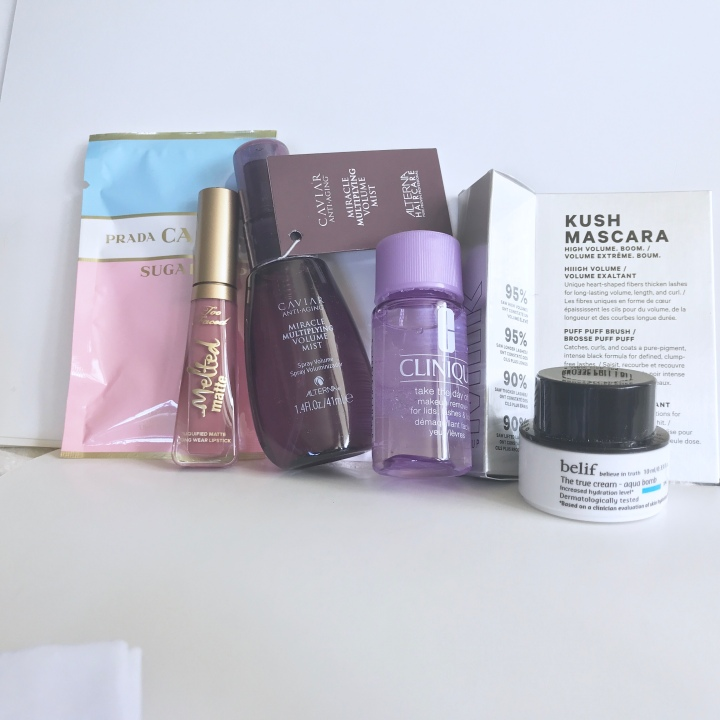Sephora Play Box June 2018 Beauty explore online