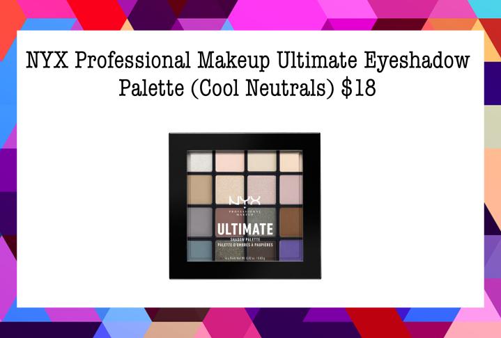 Best Eyeshadow Palettes Under $20 2018 - NYX COLOURPOP MAKEUP REVOLUTION BH COSMETICS ELF