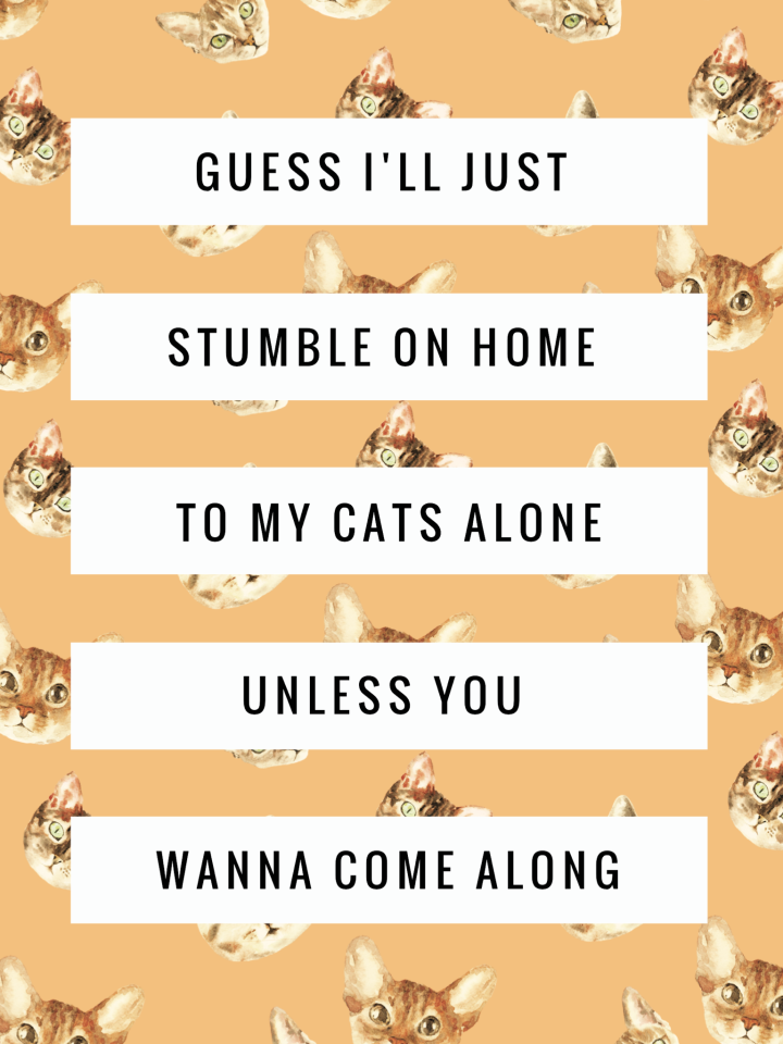 Free Taylor Swift Printables Lyrics Gorgeous Stumble on Home to my cats on Beauty Explore Online