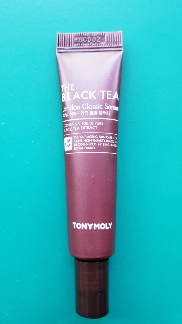 The Black Tea London Classic Serum by TonyMoly