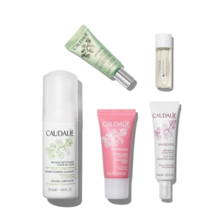 Sephora Rewards 500 Points Rewards Bazaar CAUDALIE FRENCH FAVORITES