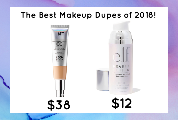 makeup Dupe Drugstore for it Cosmetics