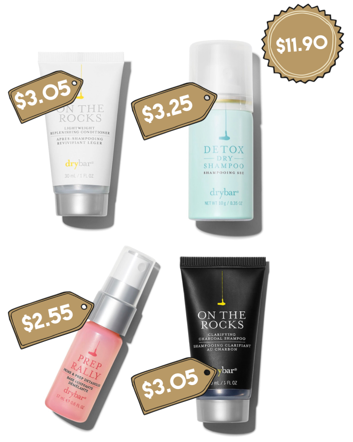 Drybar Box 500 Points Sephora Rewards Bazaar