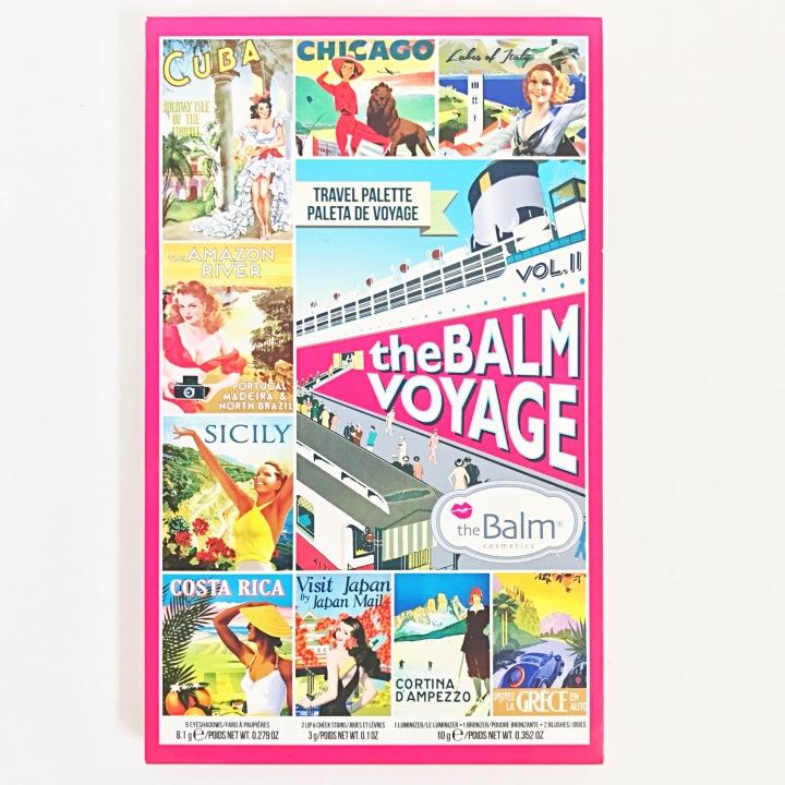 TheBalm Voyage® Vol.2