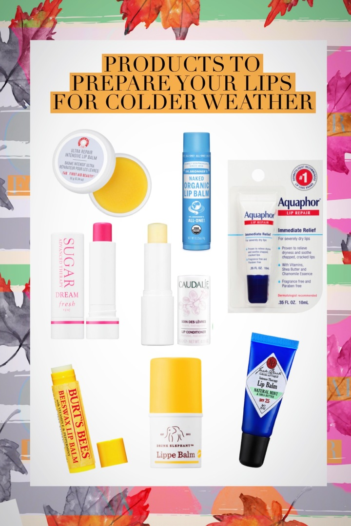 The Best Winter Products For Your Lips 2018
