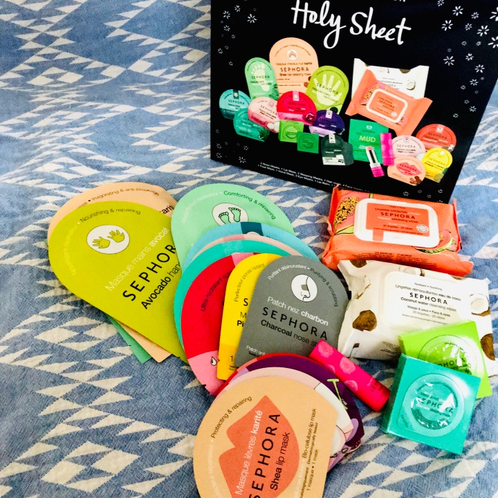 Sephora Holy Sheet 2018 Unboxing – Sephora Holiday Shopping & Sales !