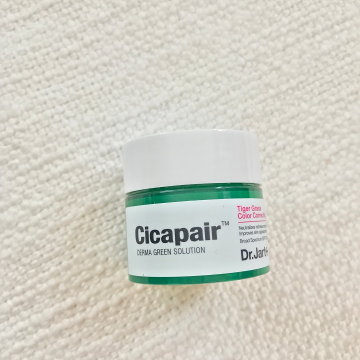 "SEPHORA FAVORITES set ""Soko To Tokyo"" Dr. Jart+ Cicapair Tiger Grass Color Correcting Treatment SPF 30"