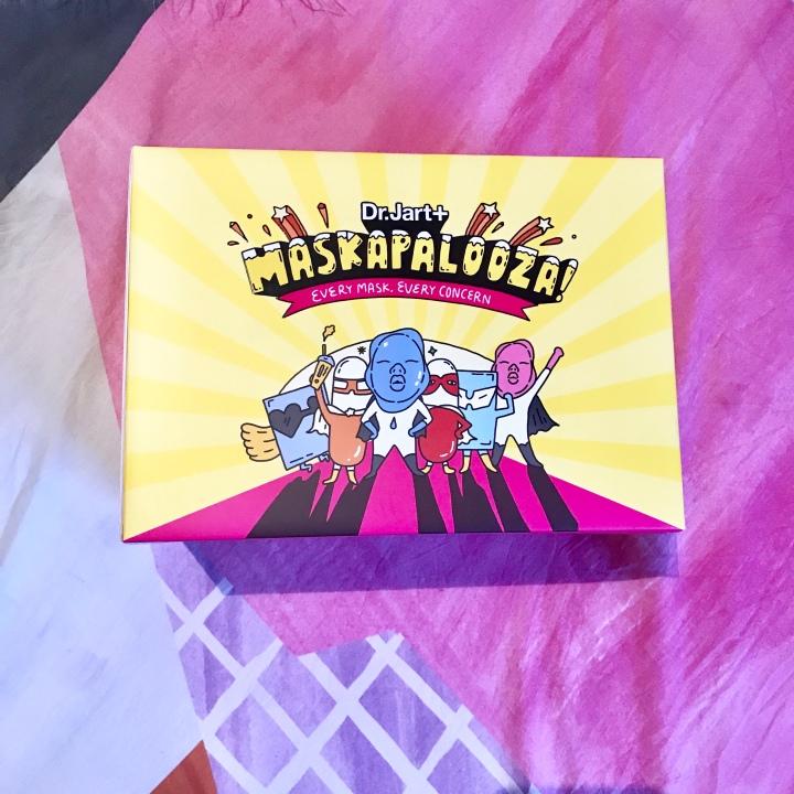 DR. JART+ Maskapalooza! Unboxing - Sephora Holidays 2018