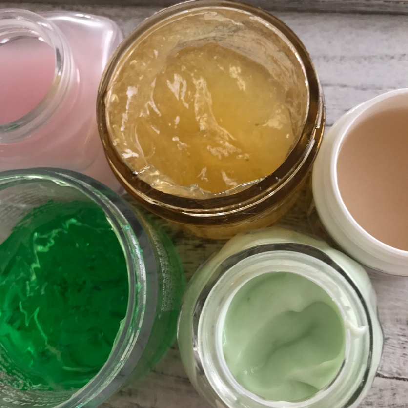 My 5 Favorite Face Masks of 2018 - First Aid Beauty, Glow Recipe,Peter Thomas Roth, Kiehl's