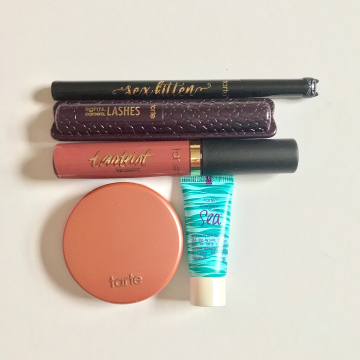 Full Set of Items-  TARTE LOVE FROM TARTE DISCOVERY SET - Unboxing