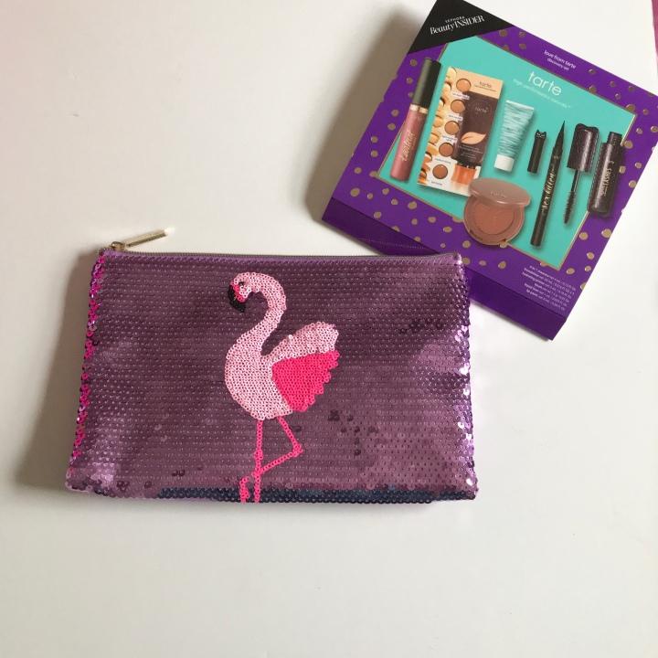 Tarte Flamingo Sephora Beauty Insider Gift