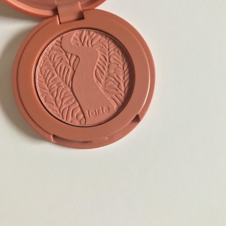 tarte Amazonian clay 12-hour blush in feisty